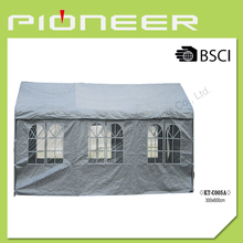 Sun-proof + waterproof movable easy-up carport car shelter