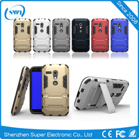 Solid cover case for Moto G,armor hard shell case for Moto G