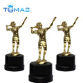 New design metal badminton trophy for winner