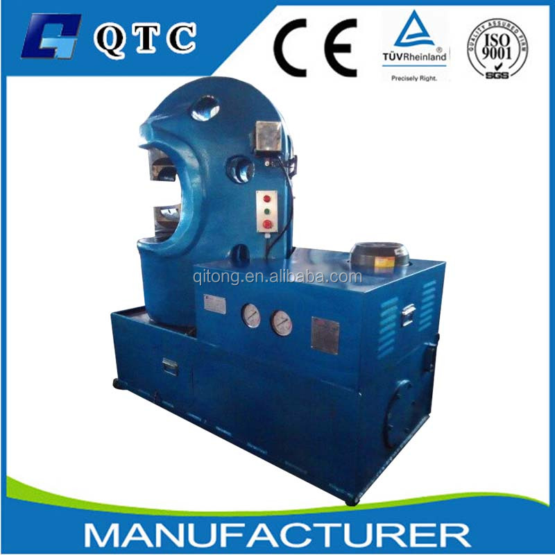 600T Hydraulic Open Frame Wire Rope Press Machine