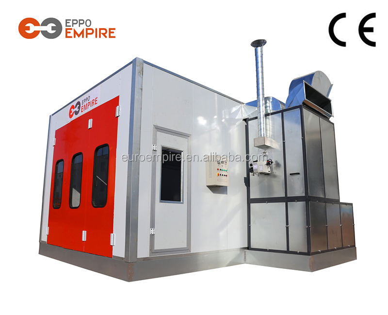 EP-10 alibaba China auto painting oven / portable auto paint booth / CE car spray booth