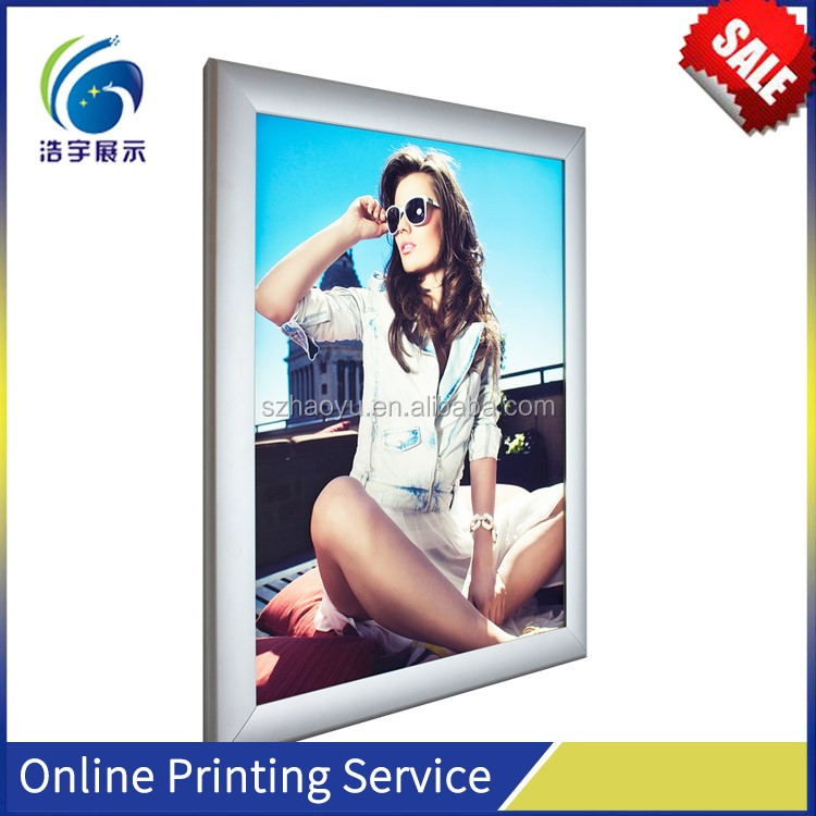 aluminum picture frame,photo frame