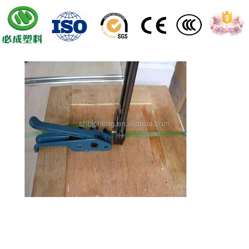 Pet/PP Manual Strapping Tool For Carton Packing