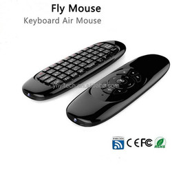 for galaxy note 3 air fly mouse for lg smart tv 2.4G chargable bluetooth air mouse