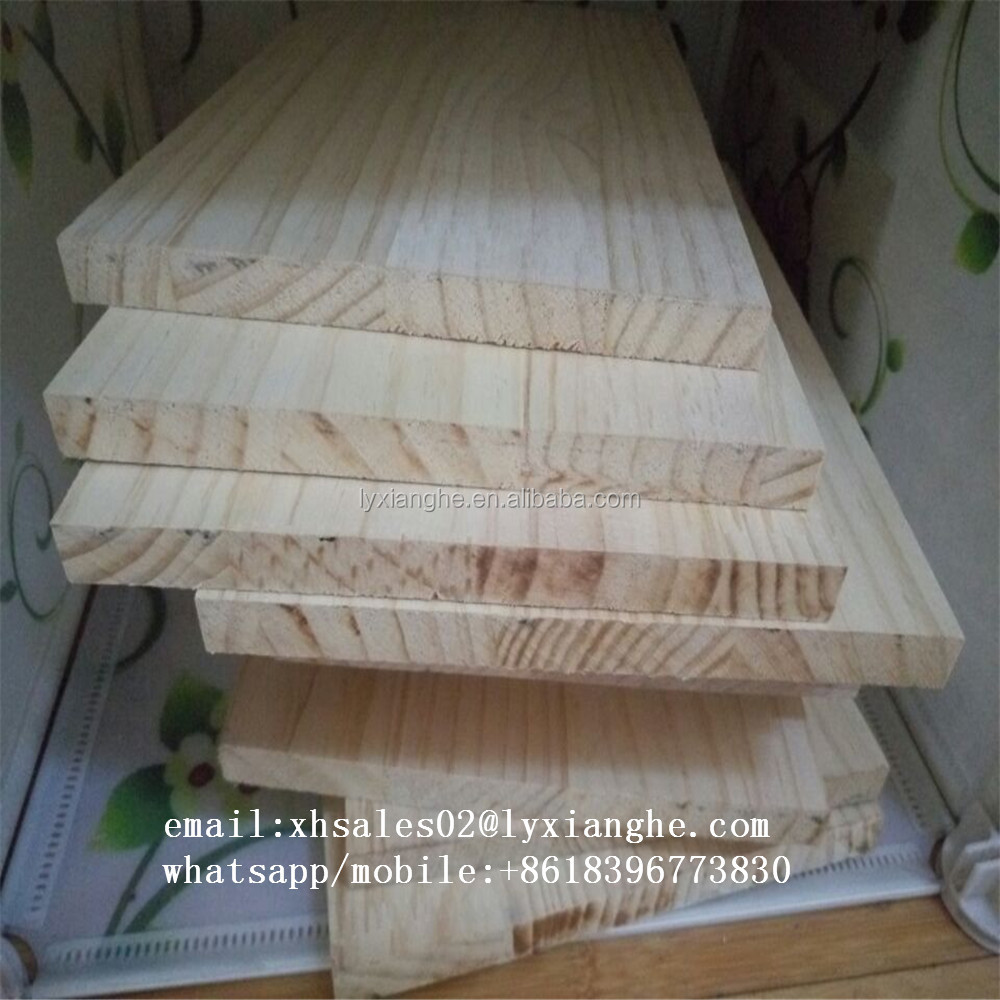 solid wood main material pine finger joint board