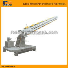 Hollow brick plant machine DQY50-900 hydraulic multi-buckets Excavator