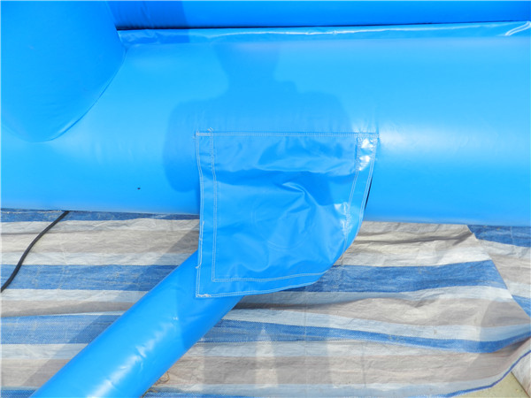 Zhumadian 300 ft inflatable slip n slide