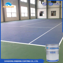 Chemical resistance good filling capacity floor intermediate liquid floor paint