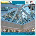 aluminum window skylight/glass skylight