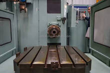 Toshiba BTD-200Q Japanese horizontal type used cnc boring and milling machine center 1000mm with Tosnuc73 system