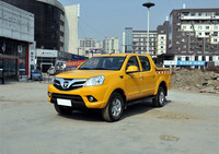 Foton diesel engine Tunland pickup/4x4/LHD/double cab