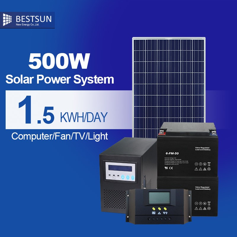 Best Deep Cycle Solar Panel Gel Battery 500w For Solar