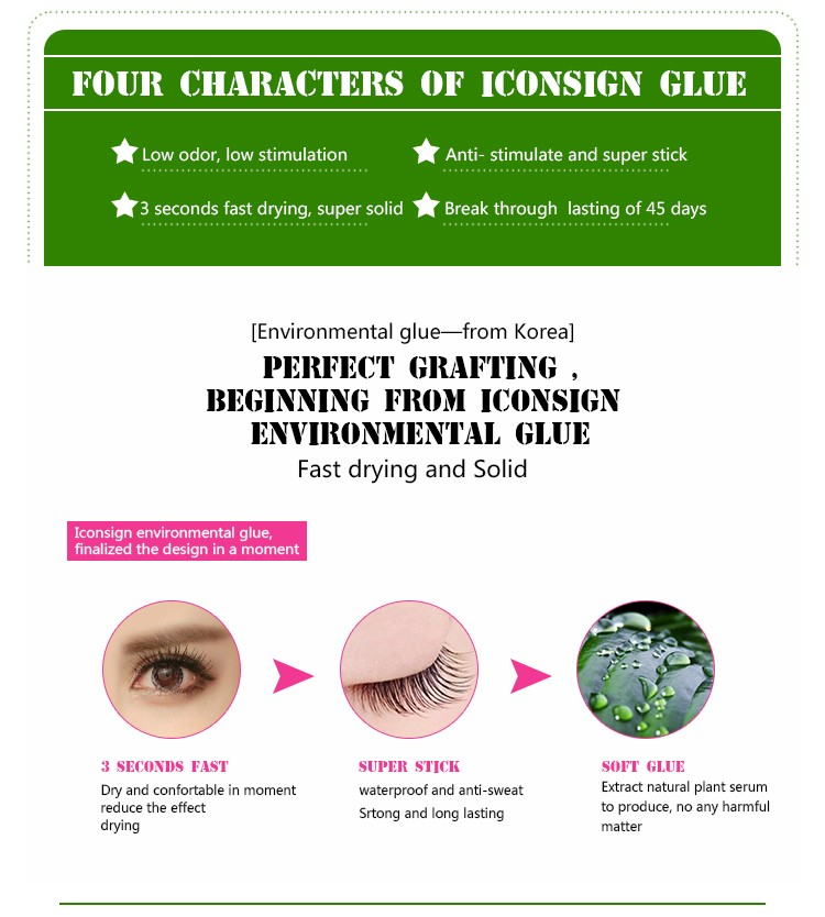 2s strong eyelash glue professional eyelash glue lasting 6 weeks on eyes