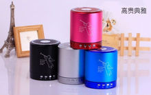 top selling products 2013 colorful portable speaker T-2020