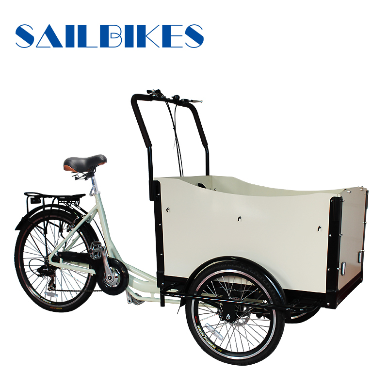 three wheel cargo bike manufacturers