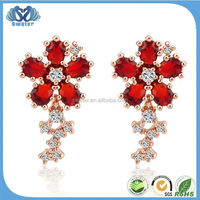 China Top Ten Selling Products Drop Earring Jadau Earrings