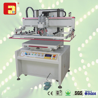 Safty Automatic Silk Screen Printing Machine