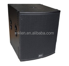 "NB21 single 21"" big bass speaker, high power bass"