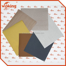 Latex Aluminium Oxide Dry Use Sand Paper/Abrasive/ For Wood And Dry Wall Dry Sandpaper Assortment Sand Paper
