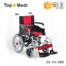 Health Medical New Product Cheap Price Foldable Folding Power Electric Wheelchair