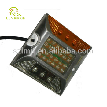 Traffic High quality Competitive Factory Price 3M Reflector Aluminium LED Cat Eyes Solar Road Stud