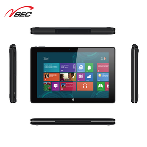 Bulk wholesale 2in1 10.1 Inch Tablet PC Intel Cherry /bay Trail Z8350 IPS Screen 2 in 1 Window10 quadcore 4GB/64GB optional