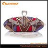 Europe design new fashion beaded hand purse selling good quality dinner party bags