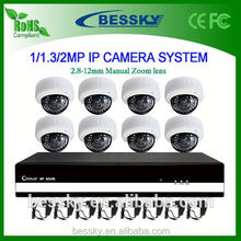 8CH IP camera NVR Kit,underwater wireless mini camera,android,military helmet