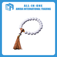 High quality classical Spring new manual jade white porcelain beads bracelet