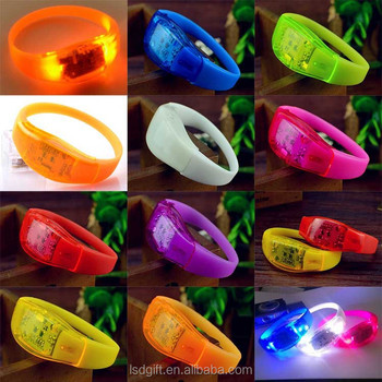 silicone bright LED light up