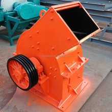 PC series small mini portable diesel engine hammer crusher for limestone