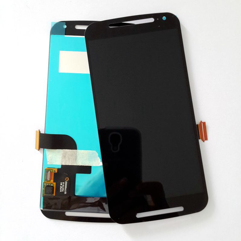 KingCrop new arrival for motorola for moto g2 screen replacement
