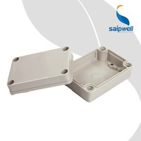 SAIPWELL China Supplier Plastic Electrical Enclosure New Product for 2015 Cases Water Proof Junction Box