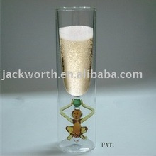 holiday decoration in Gifts & Crafts-Monkey Champagne Glass