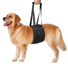 Wholesale Soft Air Mesh dog lift harness