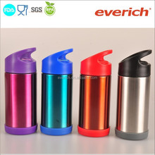 16oz high quality double wall stainless steel sports bottle for kids
