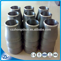 "nps 12"""" sch160 reducer natural gas pipe fittings for conduit pipe"
