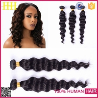 Hao Hao Deep Wave 5A Grade Aliexpress Vrigin Hair,Cheap Virgin Indian Hair Unprocessed Wholesaler Hair