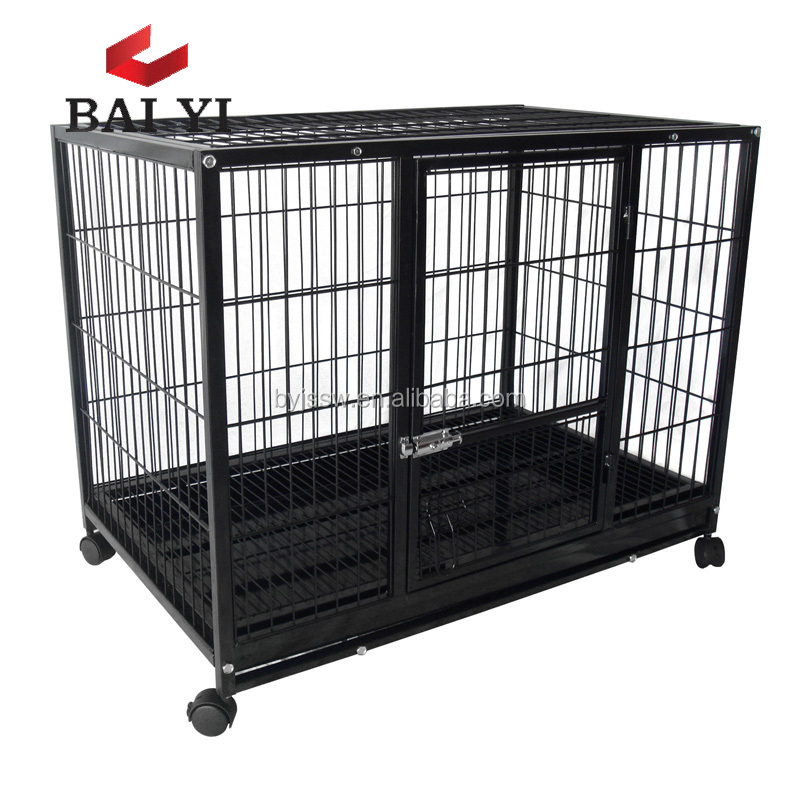 Luxurious New Design Square Tube Dog Kennels