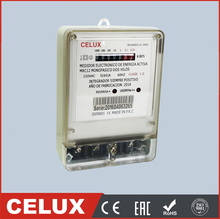 CET-D238-A (Mechanical step register)New Single phase digital smart electric energy meter