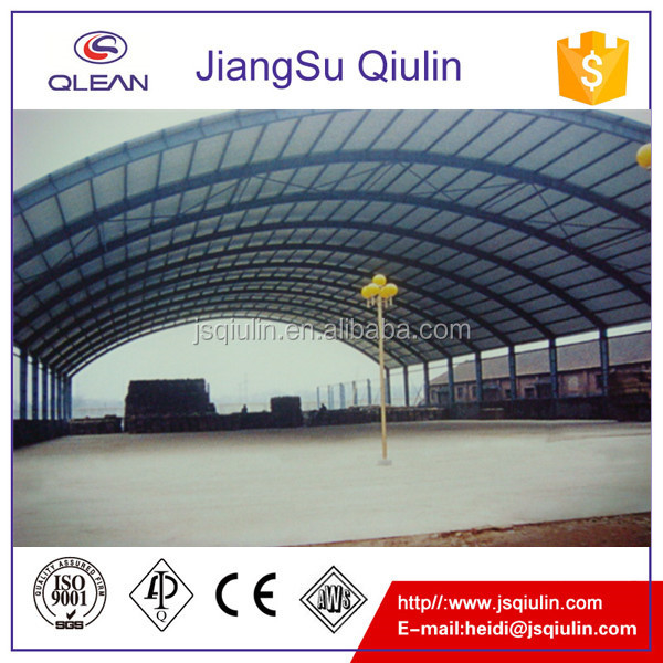 Steel Structure Buildings Prefab Warehouse according to Drawings