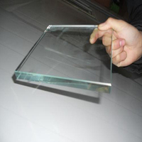 High quality 2-19mm tempered glass for sunroom 4mm