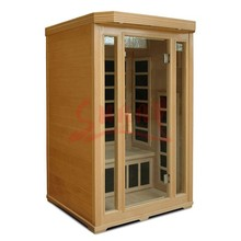Low EMF America carbon heating Sauna Infrarouge( SS-ISB1012)