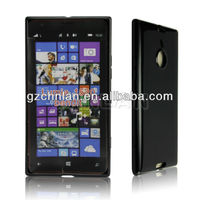 Facturer price S line gel cover case for nokia lumia 1520
