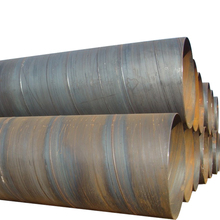 Spiral carbon steel pipe standard length