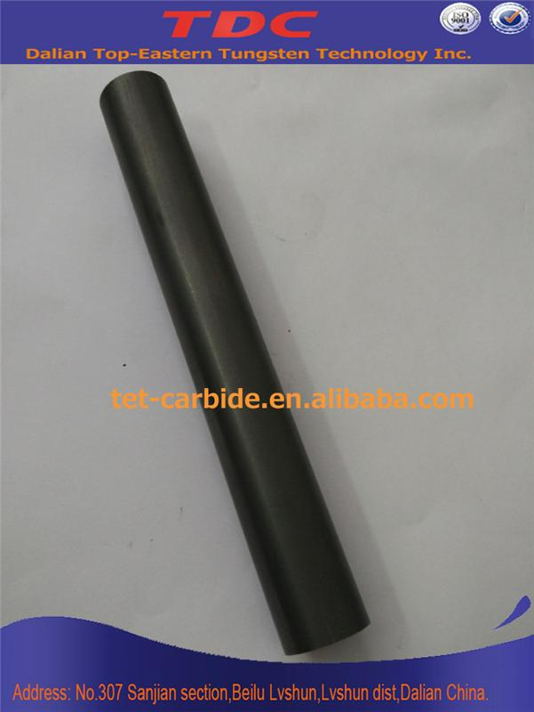 Customized tungsten carbide welding rods for machinery wear parts.
