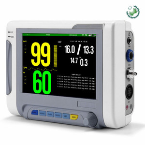 Ambulance patient monitor veterinary multi-parameter patient monitor price