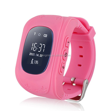 New design hot sale kids GPS smart watch