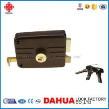 Brand new drawback lock with high quality
