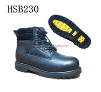 abrasion resistant Goodyear rubber sole engineer working safety construction boots